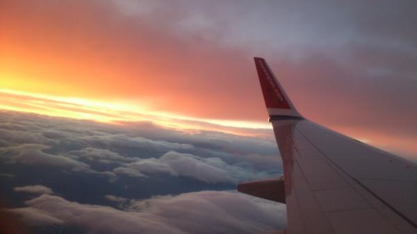 innstilte fly norwegian